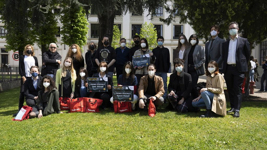 """Evento """"Bacteriart, from invisible to visible"""", di Yakult Italia"""